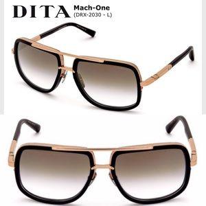 Like New Dita Mach One DRX 2030 L Ballers Glasses